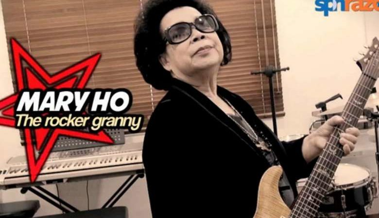 Mary Ho Rocker Granny Shares Her Passion